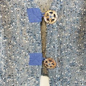 Kaktus Sweaters - Kaktus • Open Knit Cardigan size Medium